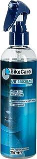 BikeCare Motorradhelm Pflege, Motorradhelm Pflegemittel Antibeschlag Spray 250ml, Unisex, Multipurpose, Ganzjährig