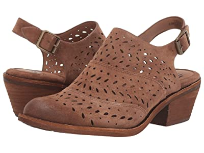 Sofft Alyce (Light Brown Cow Suede) Women