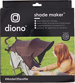Diono Shade Maker Canopy, Black