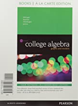 College Algebra: Graphs and Models, Books a la Carte Edition + MyLab Math with Pearson eText Access Card Package (24 Months) (6th Edition)
