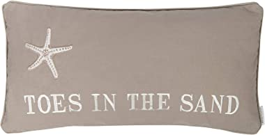 Levtex home Pismo Beach Toes in Sand Pillow
