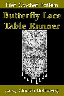 Best filet crochet table runner patterns Reviews