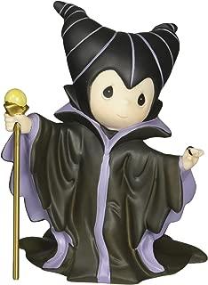 Precious Moments, Disney Maleficent Figurine, Porcelain Bisque Figurine, 153011