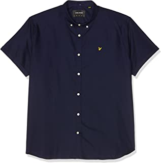 LAVECCHIA Oversize Uomo Camicia Tempo Libero Camicia camicie manica lunga 3xl 4xl 5xl 6xl 7xl