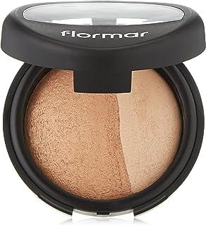 Flormar Teracota Face Powder - 23 Dual Gold