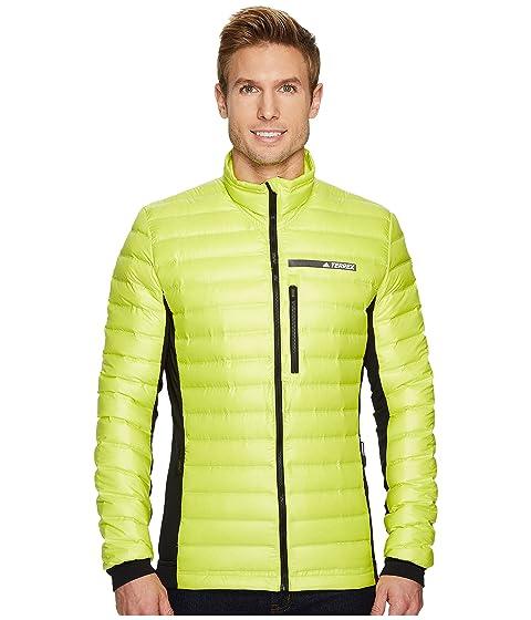 Terrex Hybrid Down Jacket, Semi Solar YellowBlack