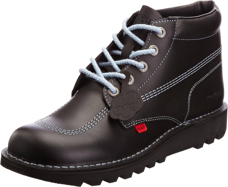 Kickers Men's Kick Hi Core Boots, Black, 10.5 UK (45 EU)