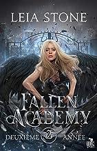 Deuxième année: Fallen Academy, T2