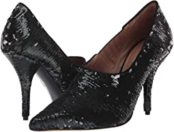 Black/Silver Sequins