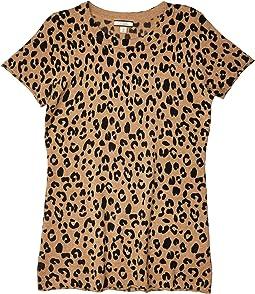 Heather Camel Mod Leopard