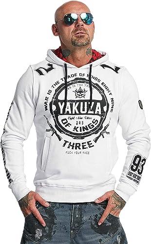 Yakuza Homme Hauts   Sweat capuche Trade Of Kings