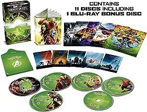 Marvel Cinematic Universe Phase 3 Part 1 [4K UHD + Blu-ray]