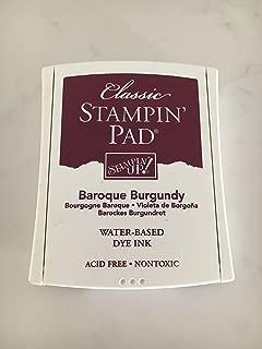 Classic Stampin' Pad Baroque Burgundy Stampin' Up!