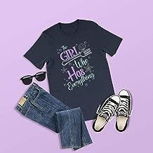 The Girl Who Has Everything Shirt, Little Mermaid Shirt, Ariel Shirts, Ariel Birthday Shirt, Mermaid Party, Disney Cruise Shirts, Disneyland
