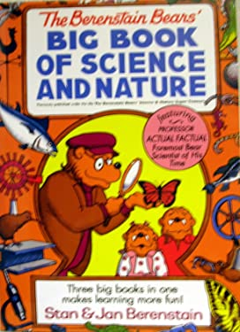 Berenstain bears' Big Book of Science and Naature