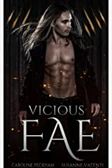 Vicious Fae (Ruthless Boys of the Zodiac Book 3) Kindle Edition