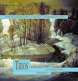 Tchaikovsky: Trios