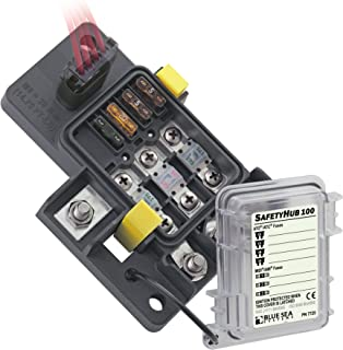 Blue Sea Systems SafetyHub 100 Fuse Block