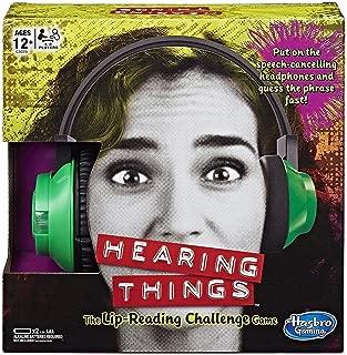 Hearing Things Board Game