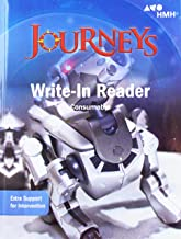 Journeys: Write-in Reader Grade 4