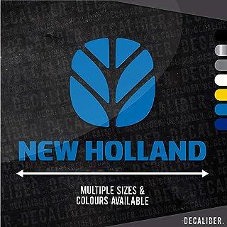Suchergebnis Auf Für New Holland Aufkleber Merchandiseprodukte Auto Motorrad