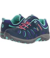 Merrell Kids - Chameleon Low Lace Waterproof (Little Kid)