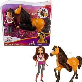 Mattel - Spirit Doll & Horse Lucky and Spirit