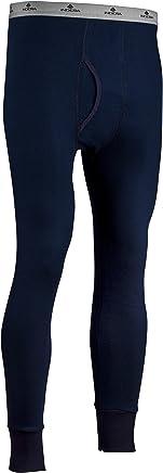 Indera Hombres Icetex algodón del Exterior/Interior, Suave poliéster con Silvadur Pant