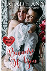 Because Of You (Paradise Place Book 10) Kindle Edition