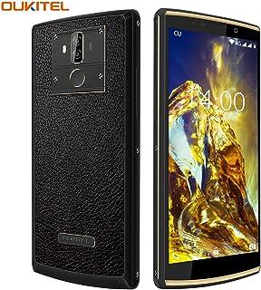 """[SÚPER Batería de 10000mAh] OUKITEL K7 Power Pro Dual 4G LTE Smartphone Libre4GB RAM+64GB ROMAndroid 9.0 Teléfono móvil6.0"""" 18:9 FHD+ PantallaCámara de 13MP+2MP+5MP9V/2A Carga rápidaGPSOTG"""