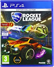 jeu ps4 pour enfant Rocket League - Collector's Edition