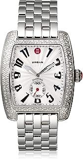Woman's MWW02M000002 Urban Diamond Stainless Steel Bracelet Watch