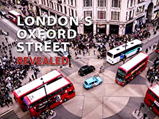 London's Oxford Street Revealed