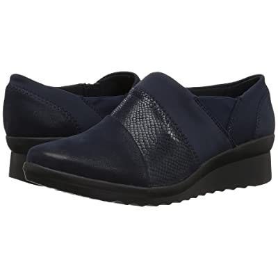 Clarks Caddell Denali (Navy) Women