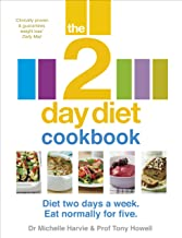 The 2-Day Diet Cookbook (English Edition)