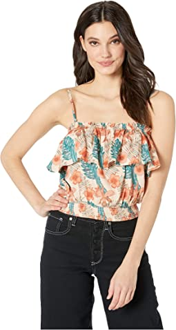 Collier Tube Top