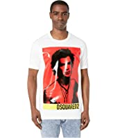 DSQUARED2 - Shiny Print Cool Fit T-Shirt