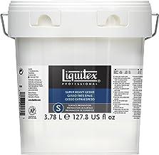 Super Heavy Gesso - 3.78L (gallon/128 oz)