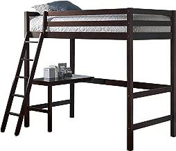 chocolate bunk beds