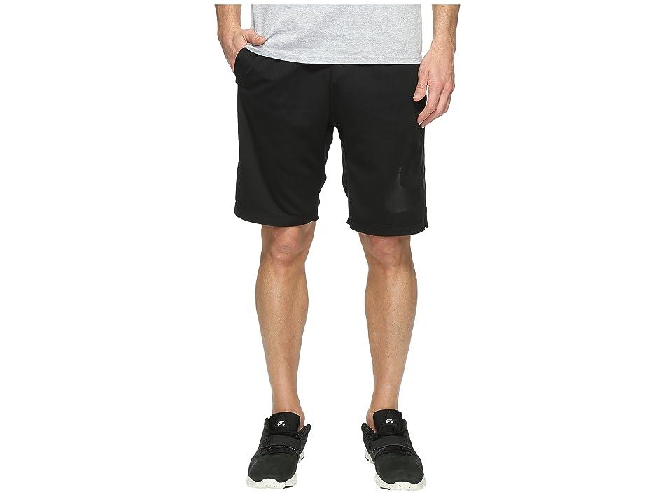 Nike SB SB Dri-FIT Short (Black/Black) Men