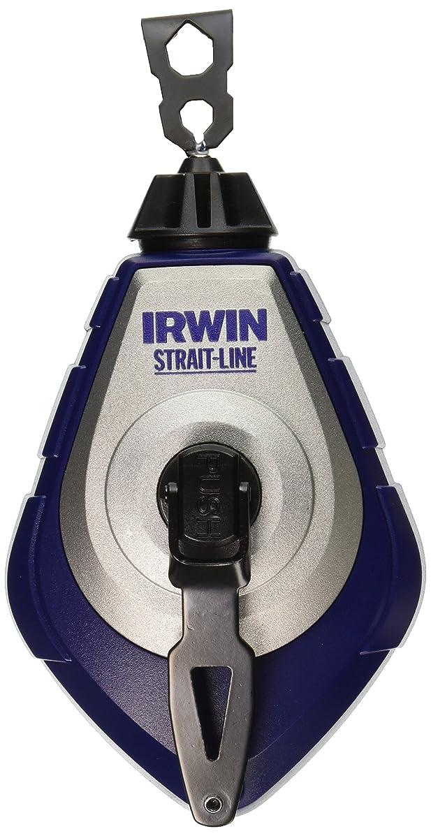 IRWIN Tools STRAIT-LINE SPEEDLINE PRO Chalk Reel, 100-foot (2031318DS)