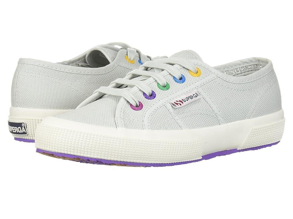 Superga 2750 Coloreycotw Sneaker (Aluminum) Women