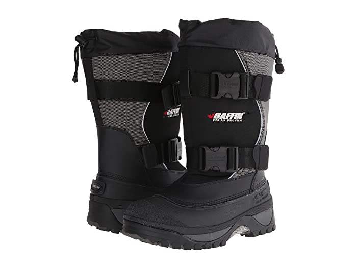 Baffin  Wolf (Black/Pewter) Mens Cold Weather Boots