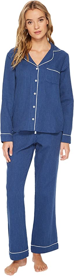 UGG Raven Check Sleepwear Set