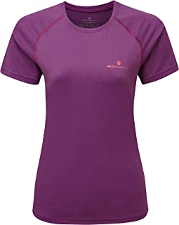 Mujer Ronhill Wmns Stride S//S tee Camiseta Tecnica Manga Corta