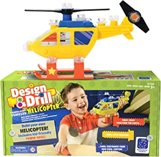 Educational Insights Design & Drill Dump Helicopter
