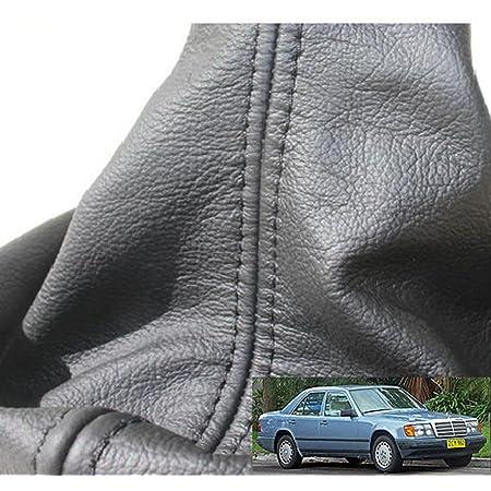 Schaltmanschette Schaltsack Aus Echtleder Für W124 Auto