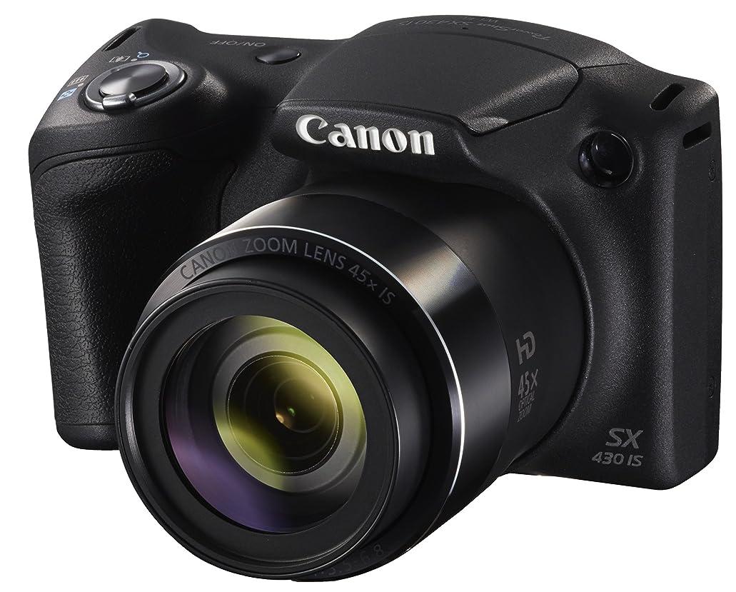潮連邦辞任Canon コンパクトデジタルカメラ 光学45倍ズーム  PSSX430IS