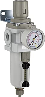 compressed air pressure reducer