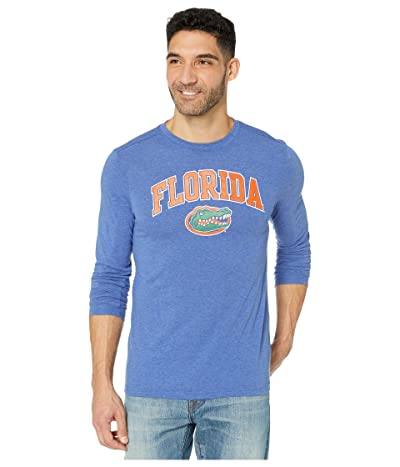Champion College Florida Gators Field Day Long Sleeve Tee (Royal) Men